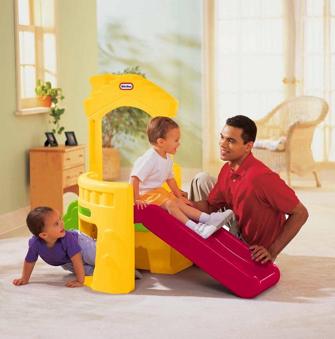 Little Tikes Climb n Slide Playhouse Childrens Climbers Garden Toys  eBay -> Kuchnie Dla Dzieci Little Tikes