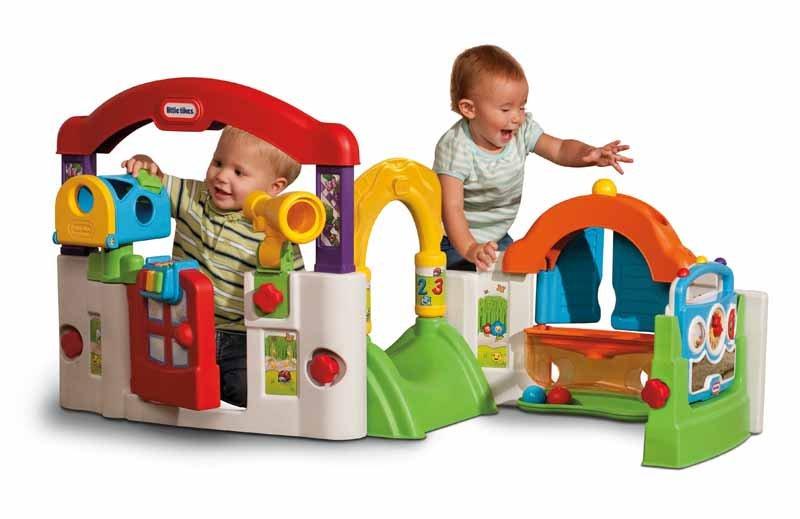 Little tikes activity garden infant toys baby gym - Little tikes activity garden baby playset ...