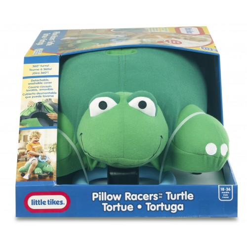 Little Tikes Pillow Racers Turtle Ride On Toy Children Kid