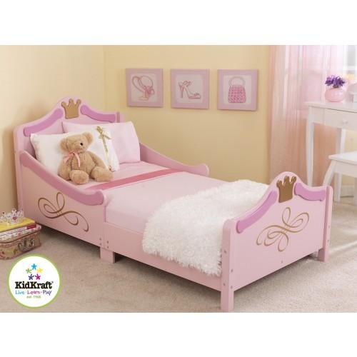 Kidkraft Princess Toddler Bed Pink Toddler Beds Nursery