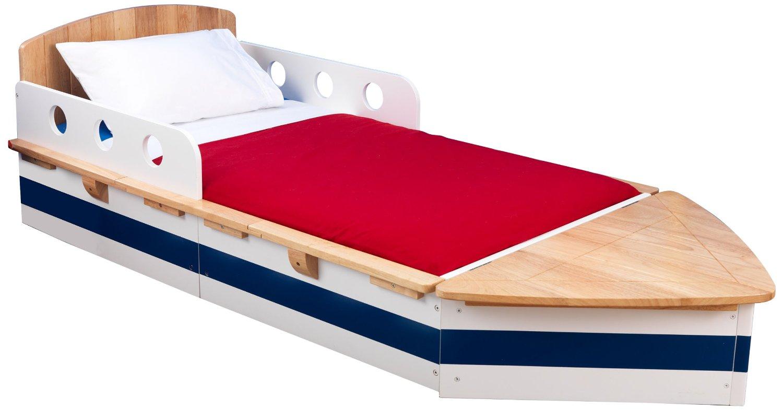 Kidkraft Boat Toddler Bed Junior Beds Boat Shaped Bed