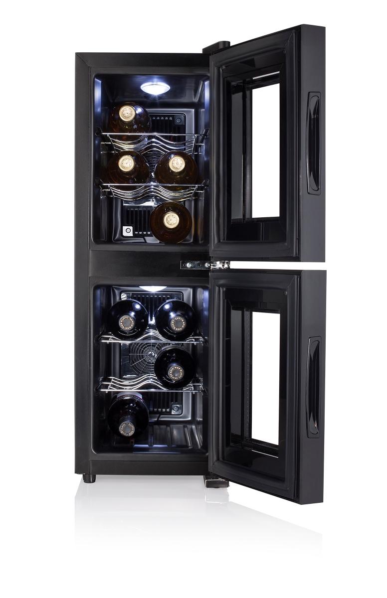 Cantinetta cantinette tristar wr7512 per vino vini frigo for Cantinetta frigo
