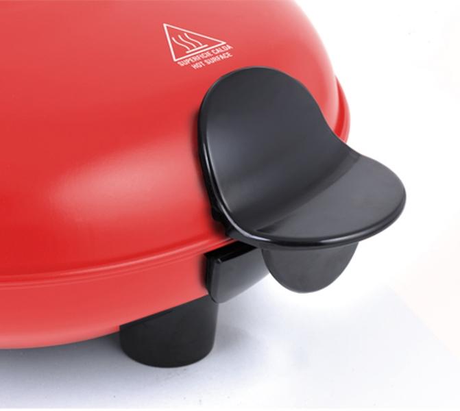 Forno fornetto macom pizza amore pizzamaker elettrico pietra refrattaria 823 b r ebay - Forno elettrico con pietra refrattaria ...