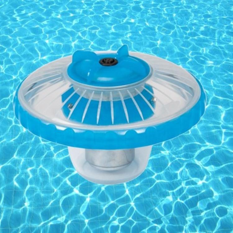 Luce lampada galleggiante per piscina piscina piscine for Prodotti intex
