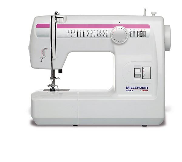 Macchine macchina per da cucire necchi millepunti m223 m for Macchina cucire necchi