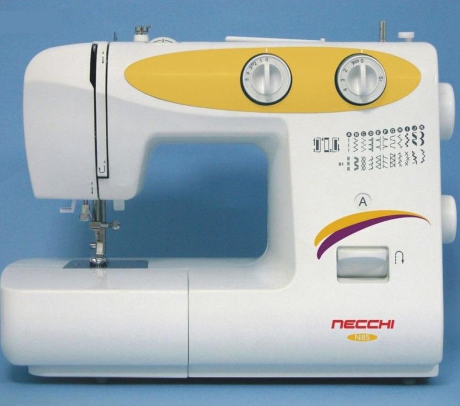Macchina macchine da cucire necchi n85 n 85 jeans con for Macchina per cucire per bambini