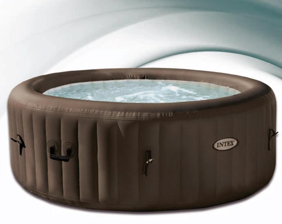 Piscina piscine fuori terra idromassaggio intex spa jet for Ricambi per piscine fuori terra intex