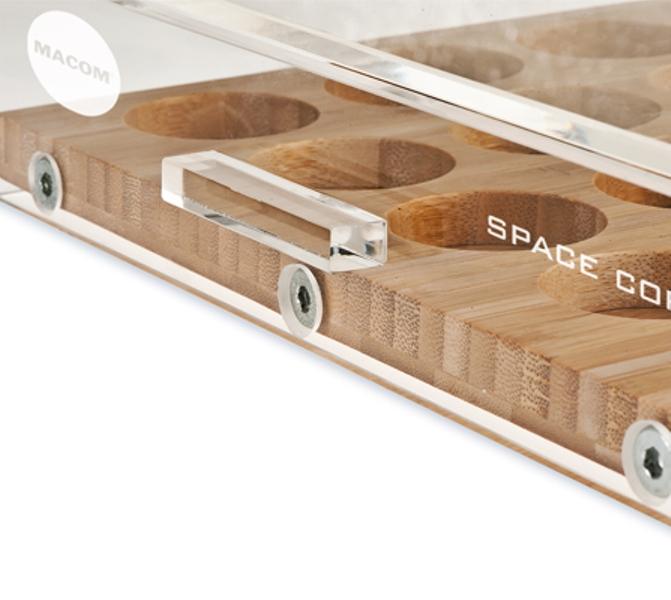 Portacapsule capsule caffe 39 universale 30 posizioni - Porta capsule lavazza a modo mio ...