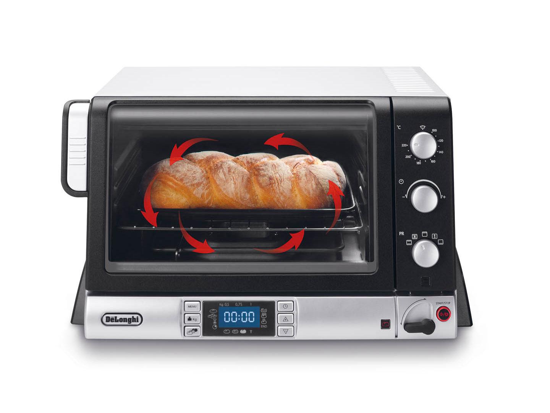 forno forni sfornatutto grill delonghi pangourmet eob2071 impastatrice per pane ebay. Black Bedroom Furniture Sets. Home Design Ideas