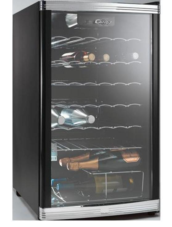 cantinetta cantinette per vino vini frigo elettrica candy ccv 150 40 bottiglie ebay. Black Bedroom Furniture Sets. Home Design Ideas