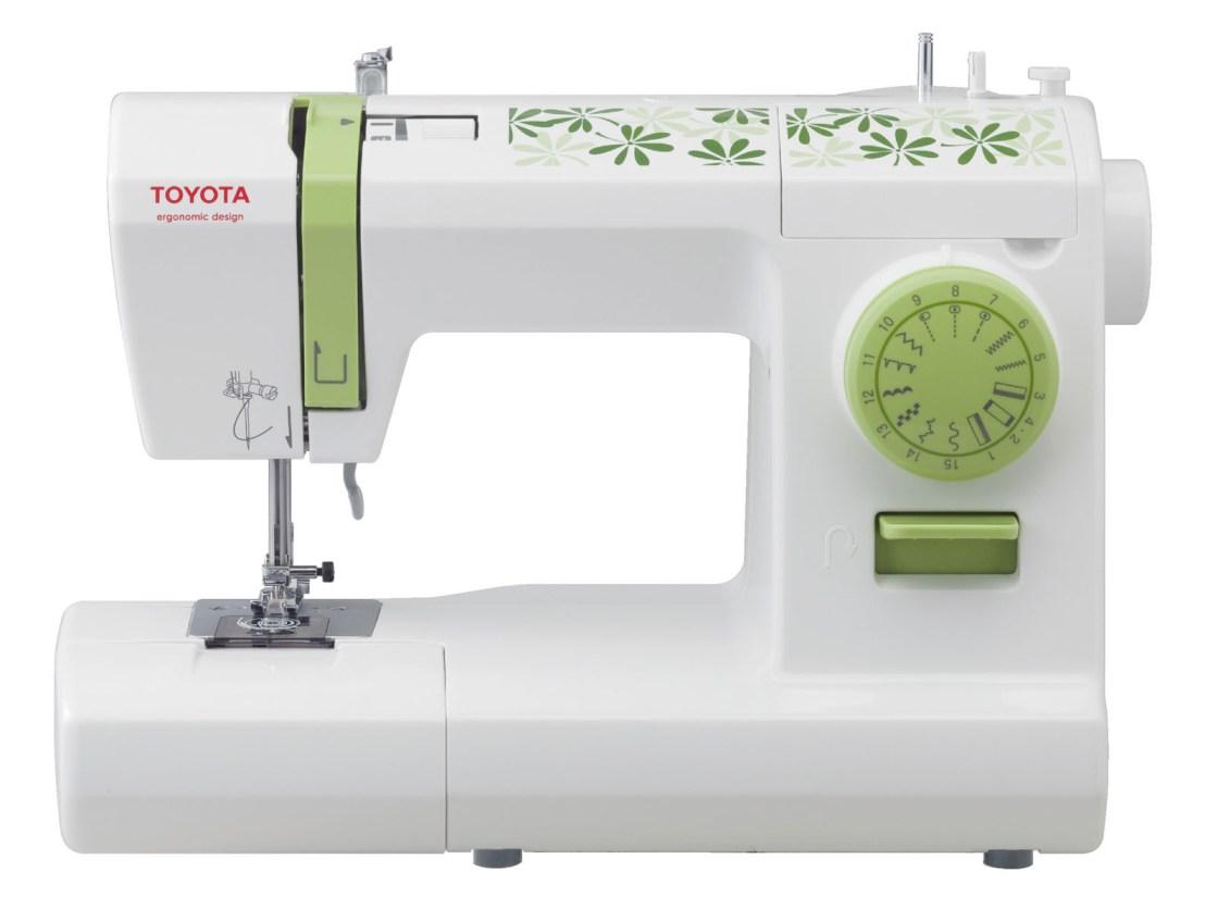 macchina macchine da per cucire toyota eco15cg 15 funzioni