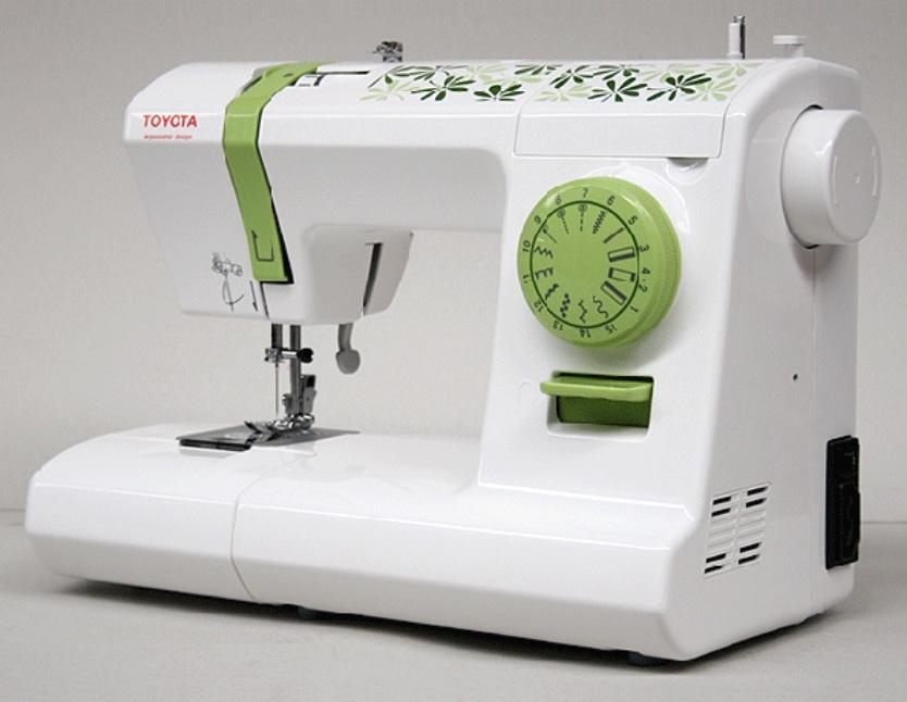 Macchina da cucire toyota eco 15 cg 15 funzioni punti for Macchina da cucire toyota