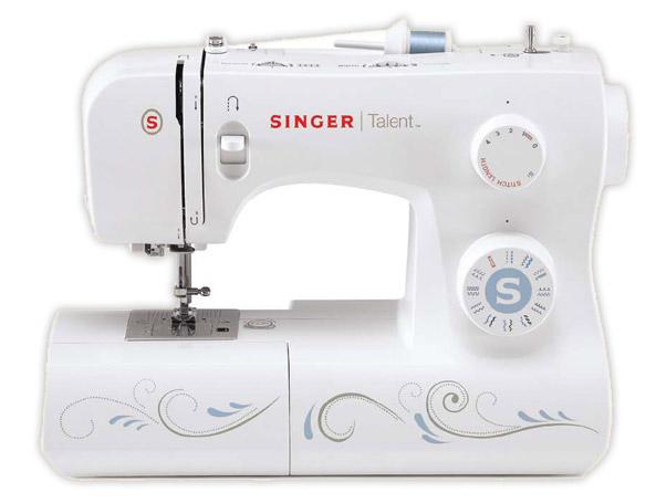 Macchine macchina per da cucire singer talent 3323 for Macchina da cucire meccanica