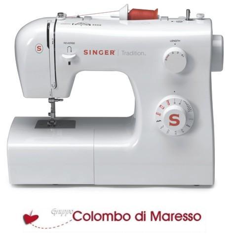 Macchina macchine da per cucire singer tradition 2250 for Macchina per cucire per bambini