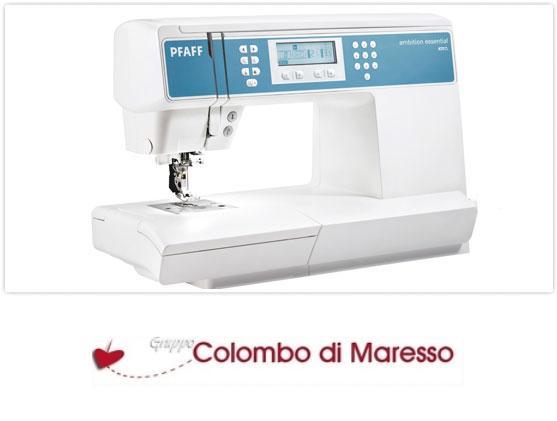 Macchina macchine per da cucire pfaff ambition essential for Pfaff macchine per cucire
