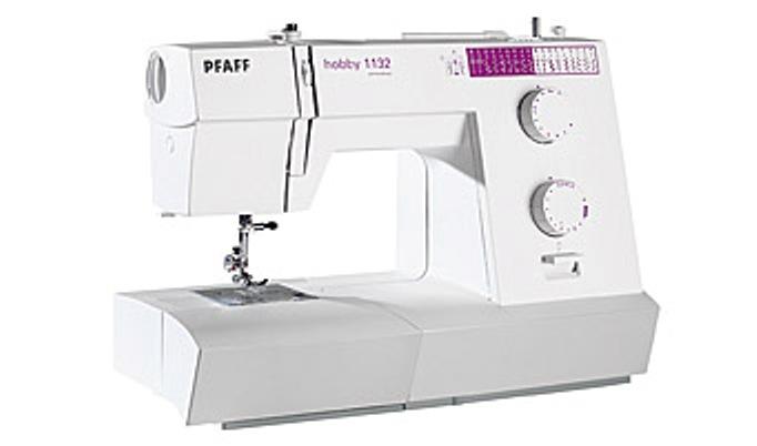 Macchina macchine per da cucire pfaff hobby 1132 per da for Macchina per cucire per bambini
