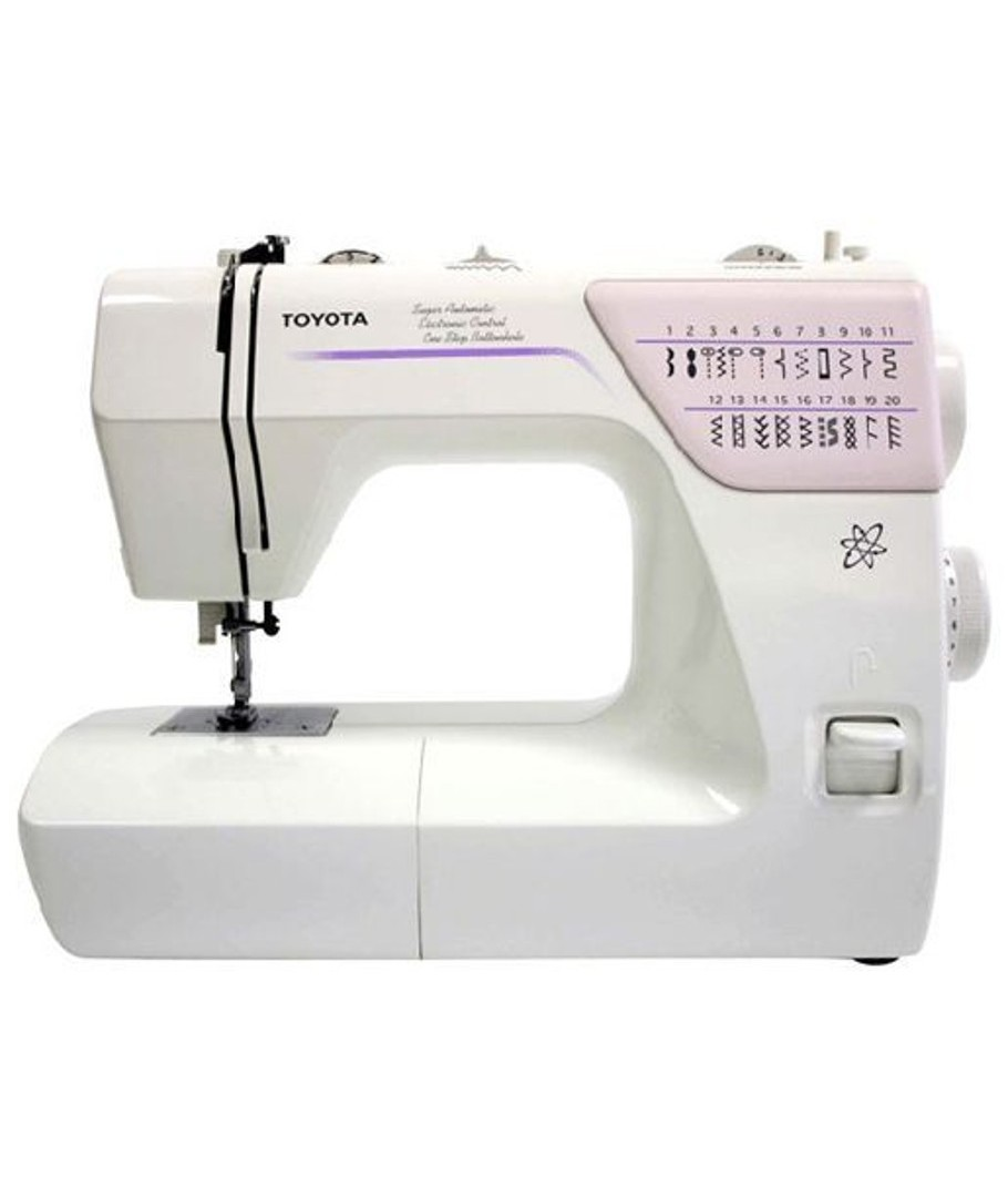 Macchine macchina da per cucire toyota sa 63 sa63 piedino for Macchine da cucire toyota prezzi