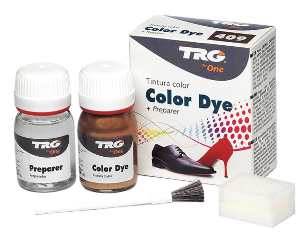 Details about TRG 'The One' Leather Shoe Dye Kit - Huge Range of