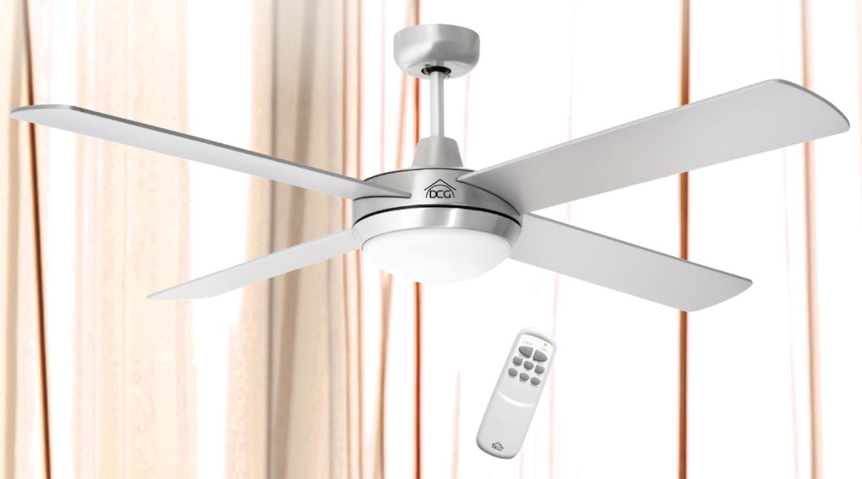 Ventilatore da soffitto con luce tutte le offerte for Ventilatore con telecomando